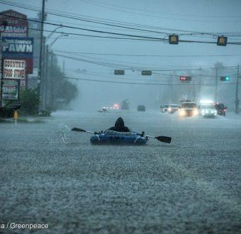 Hurricane Harvey Flooding Flooding In Texas