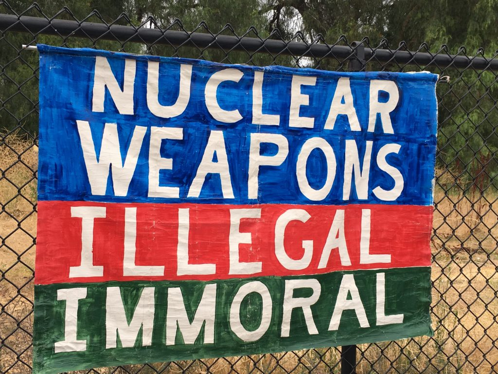 Lawrence Livermore Lab Nuclear Protest Nagasaki Day