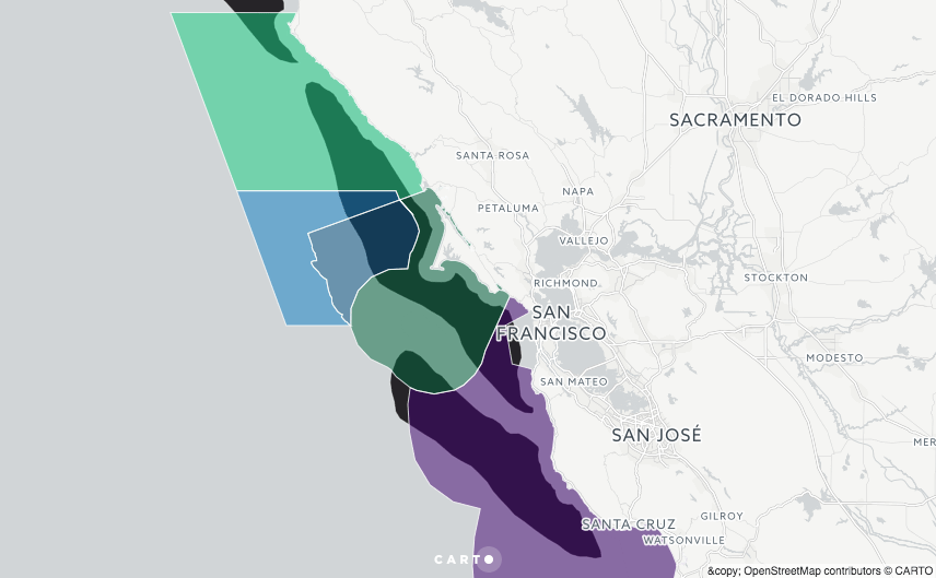 California National Marine Sanctuaries Under Trump Review Contain Sizable Oil and Gas Deposits