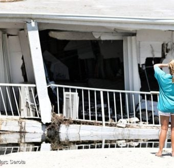 Homeowners Access Hurricane Irma Damage