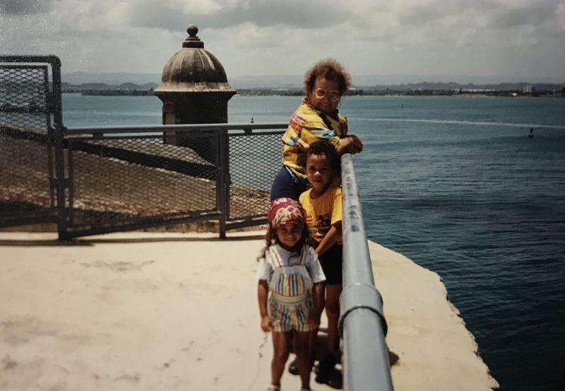 Puerto Rico Family Photo