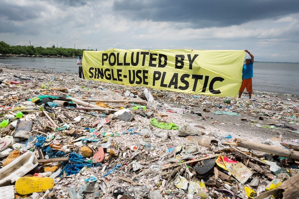 Preventing Ocean Pollution - Greenpeace USA