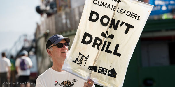 2. Which candidates HAVE promised to end oil and gas drilling on public lands if elected president?