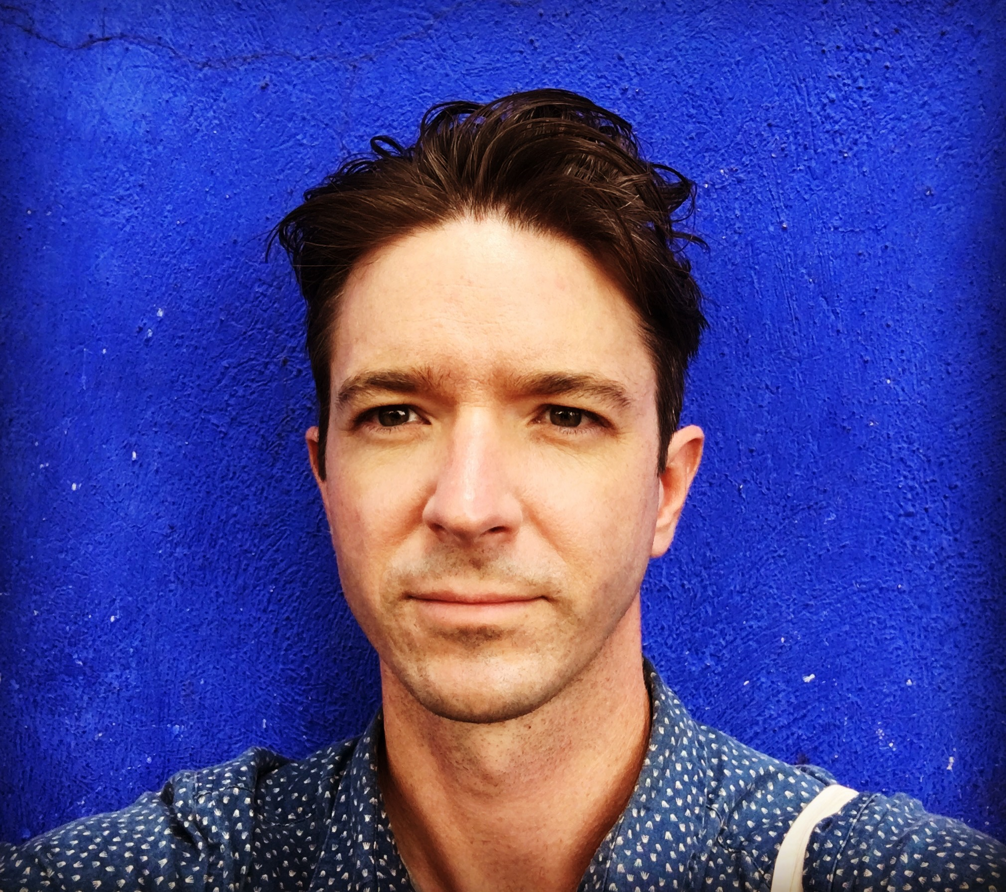 Travis Nichols, Author