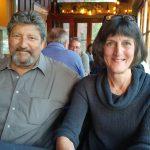 Eric Zencey and Kathryn Davis