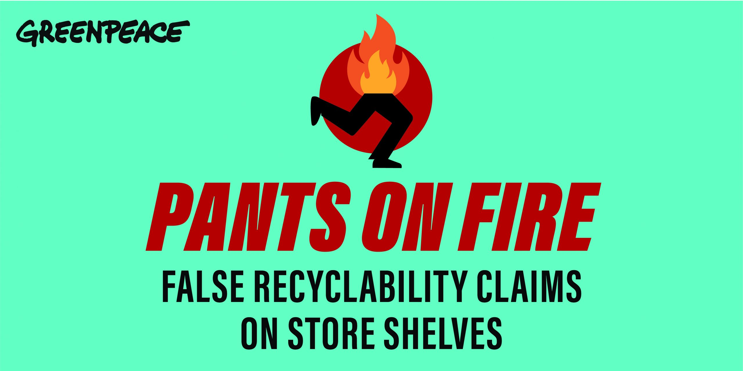 Pants of fire: false recyclability claims