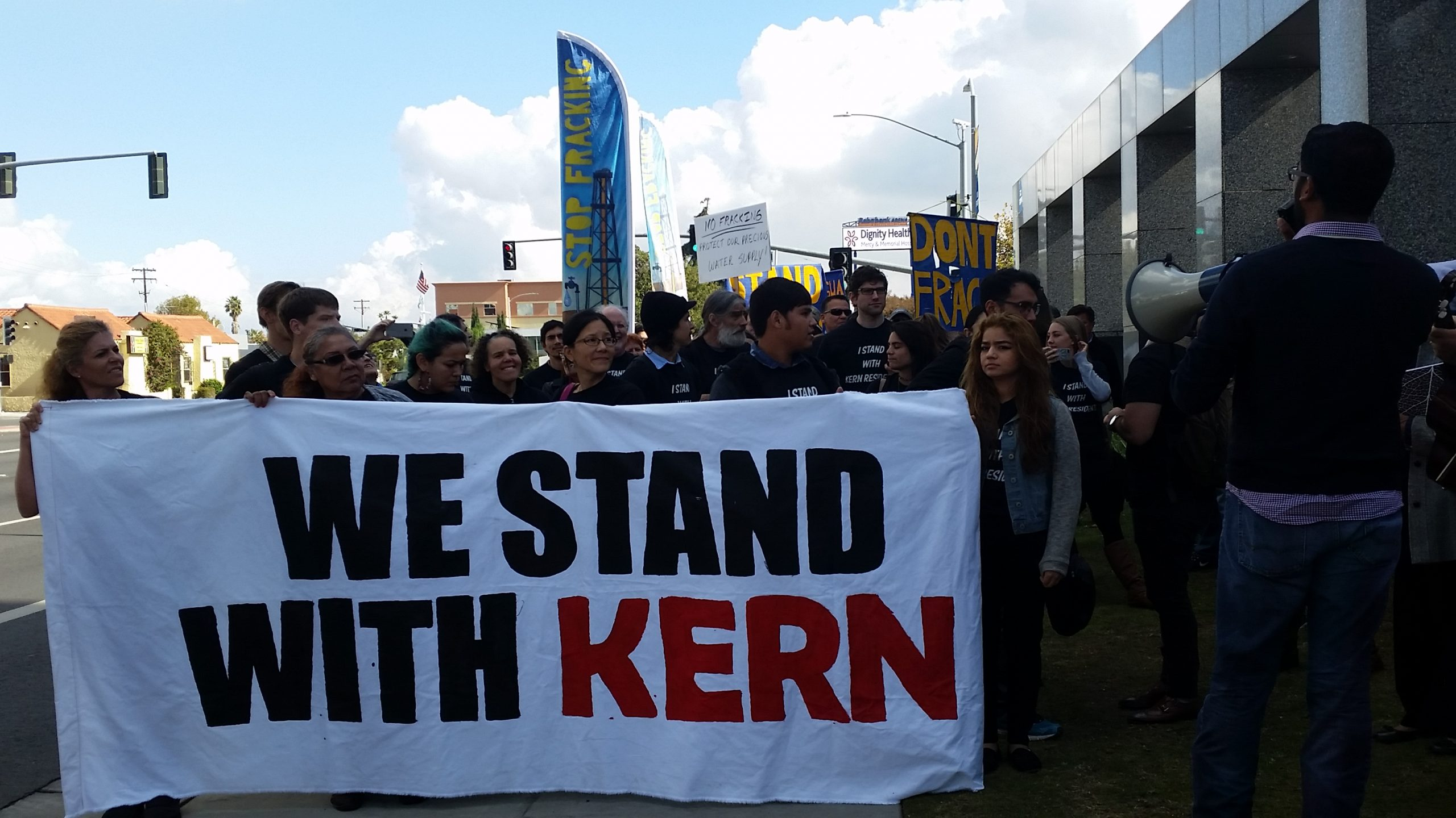 Stand with Kern County Workers and Communities