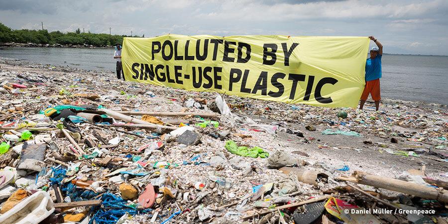 Freedom Island Waste Cleanup