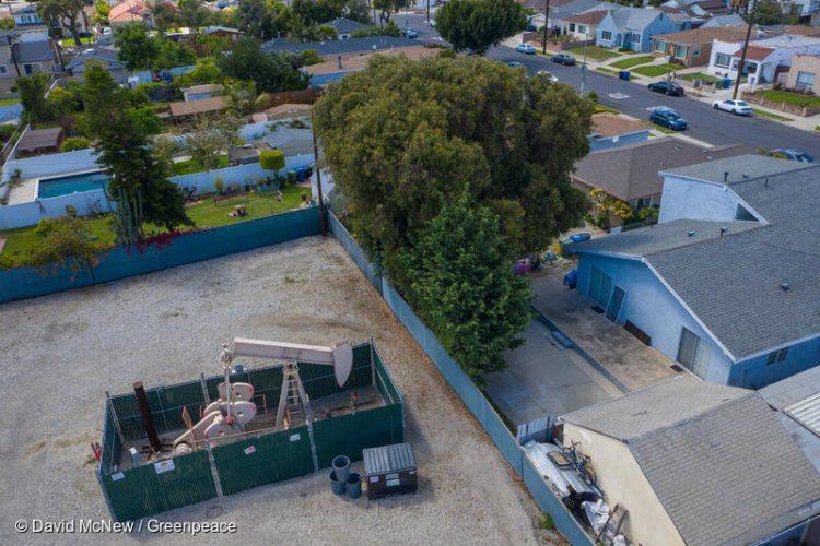 California communities living near drilling