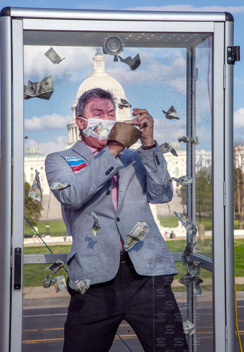 DC Big Oil Cash Grab