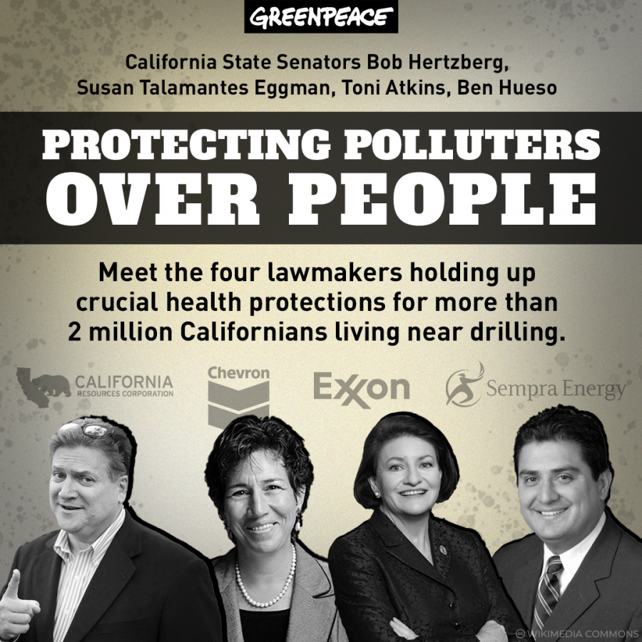 Protecting Polluters Over People